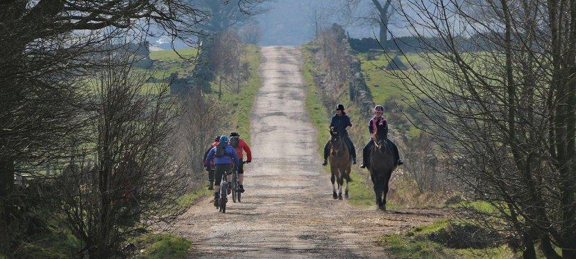 Paardrijden in deGetevallei